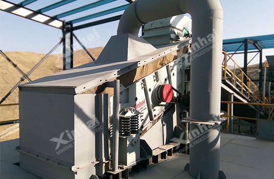 The Screening Efficiency of Vibrating Screen is Too Low? Are These Five Performance Parameters Correct?