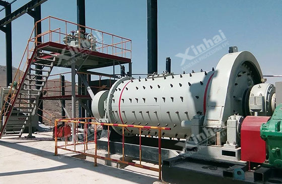 The Attentions of Ball Mill Grinder Installation and Commission