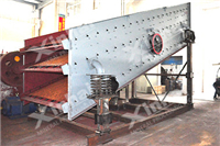 Round Vibrating Screen(YA)